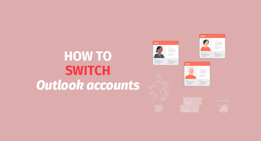 Switch Gmail Accounts