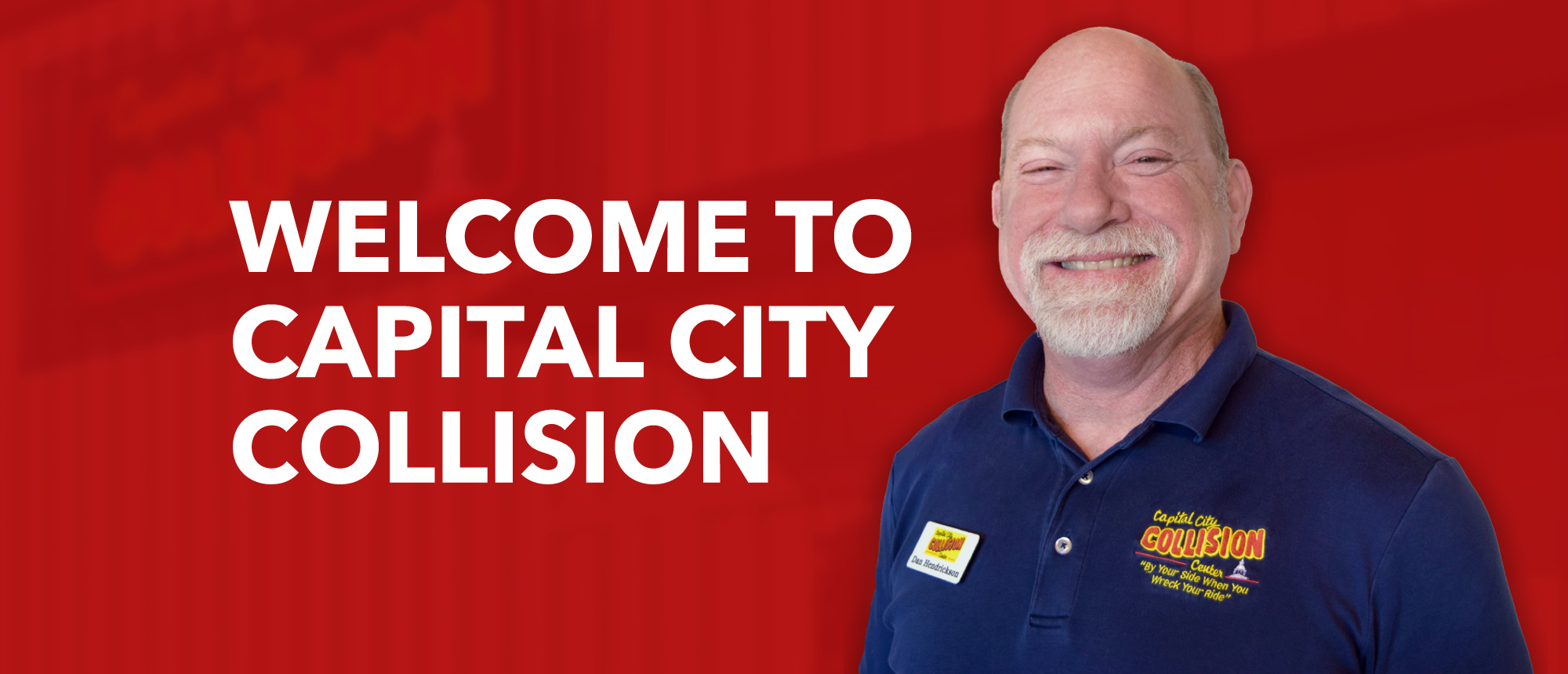 Welcome to Capital City Collision