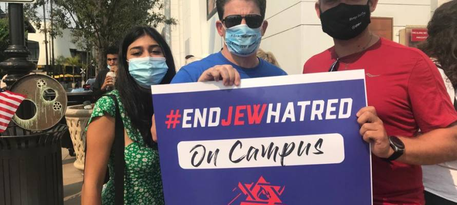 'Enough is Enough': New Civil Rights Movement Demands End to Jew-Hatred on Campus