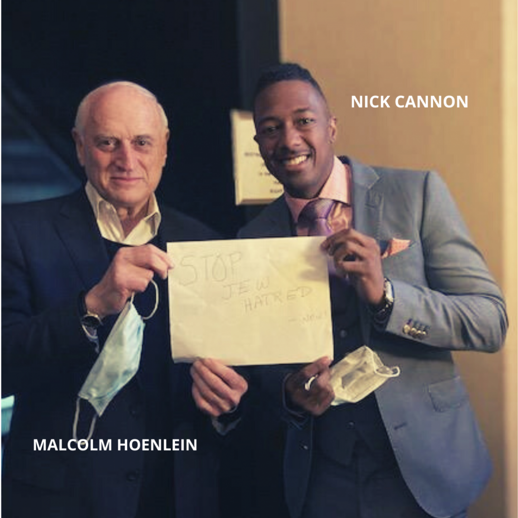 """Nick Cannon says """"It's Time to #EndJewHatred"""""""