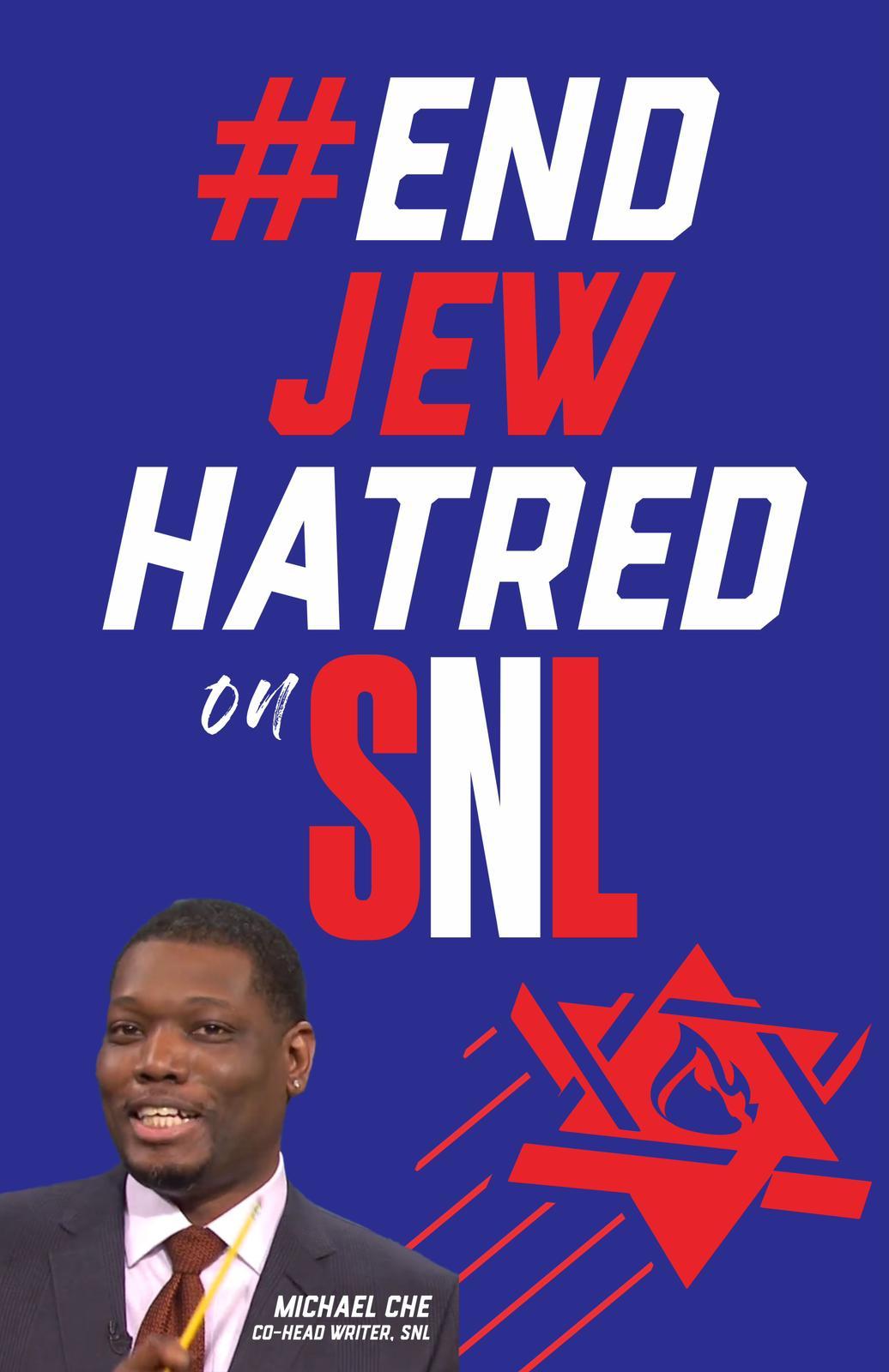 SNL: Stop Jew-hatred