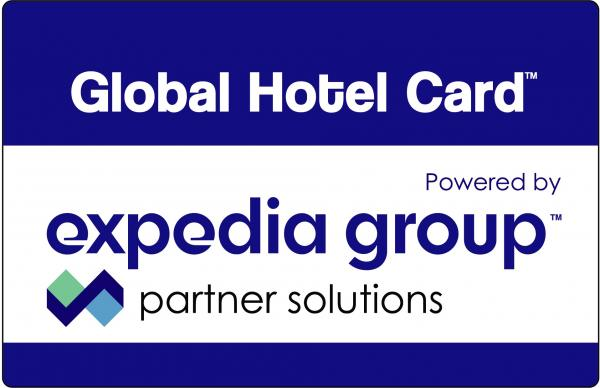 Global Hotel Card powered by expedia group