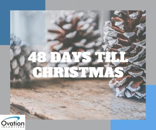 48 days until Christmas