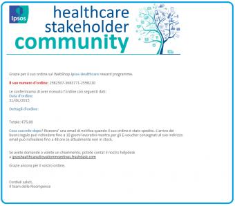 Ipsos healthcare email