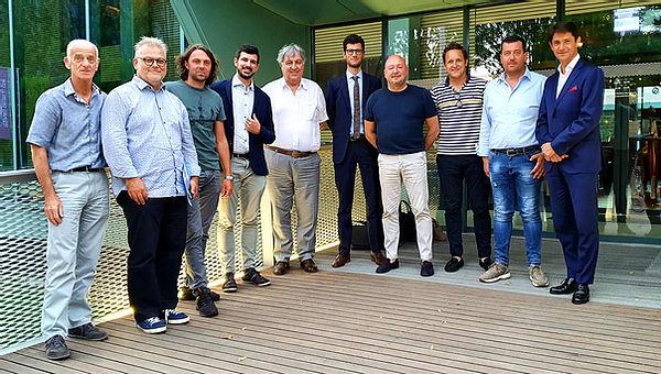 Foto Comitato Team Ticino