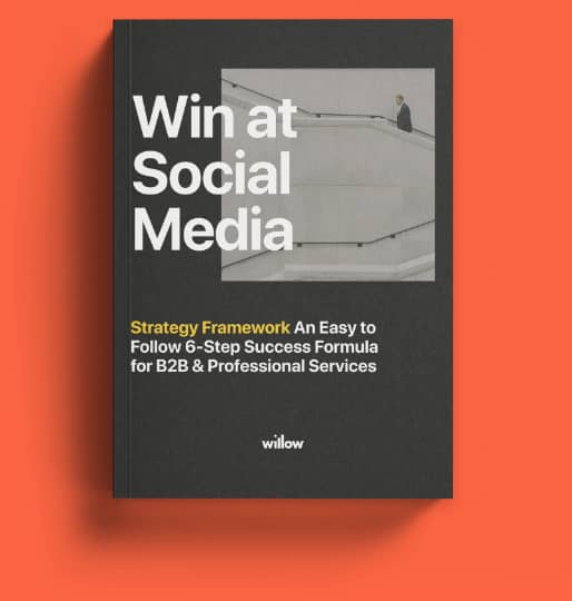 A e-book about social media strategy