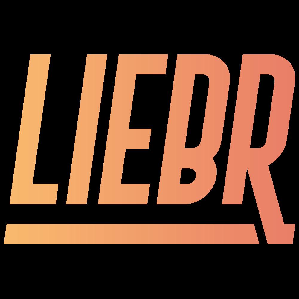Liebr-Logo-Gradient-orange-dégradé