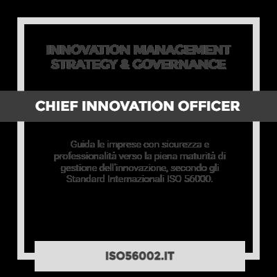 Chief Innovation Officer