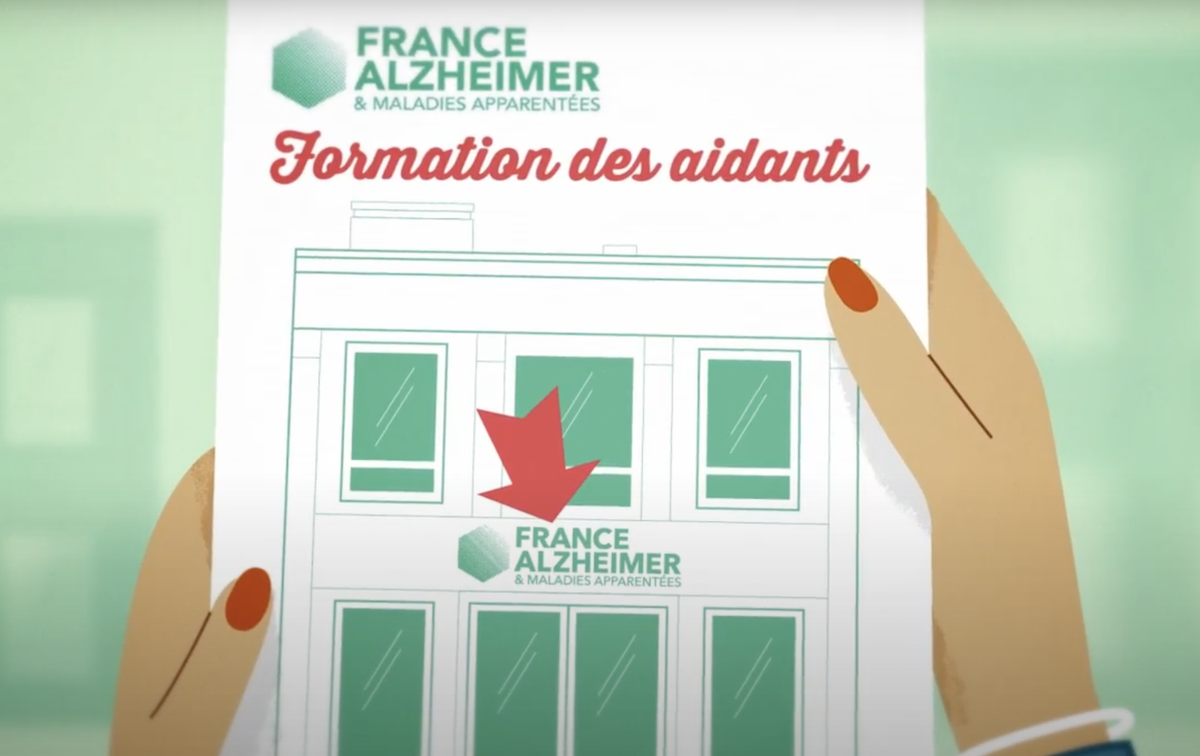 L'association France Alzheimer forme les aidants