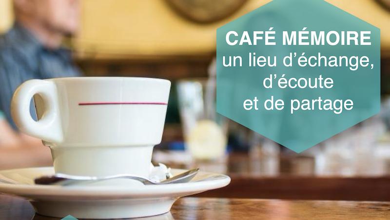 Autour d'un café ou d'un chocolat, un instant de partage privilégié et serein... Les cafés mémoire se développent partout sur le territoire