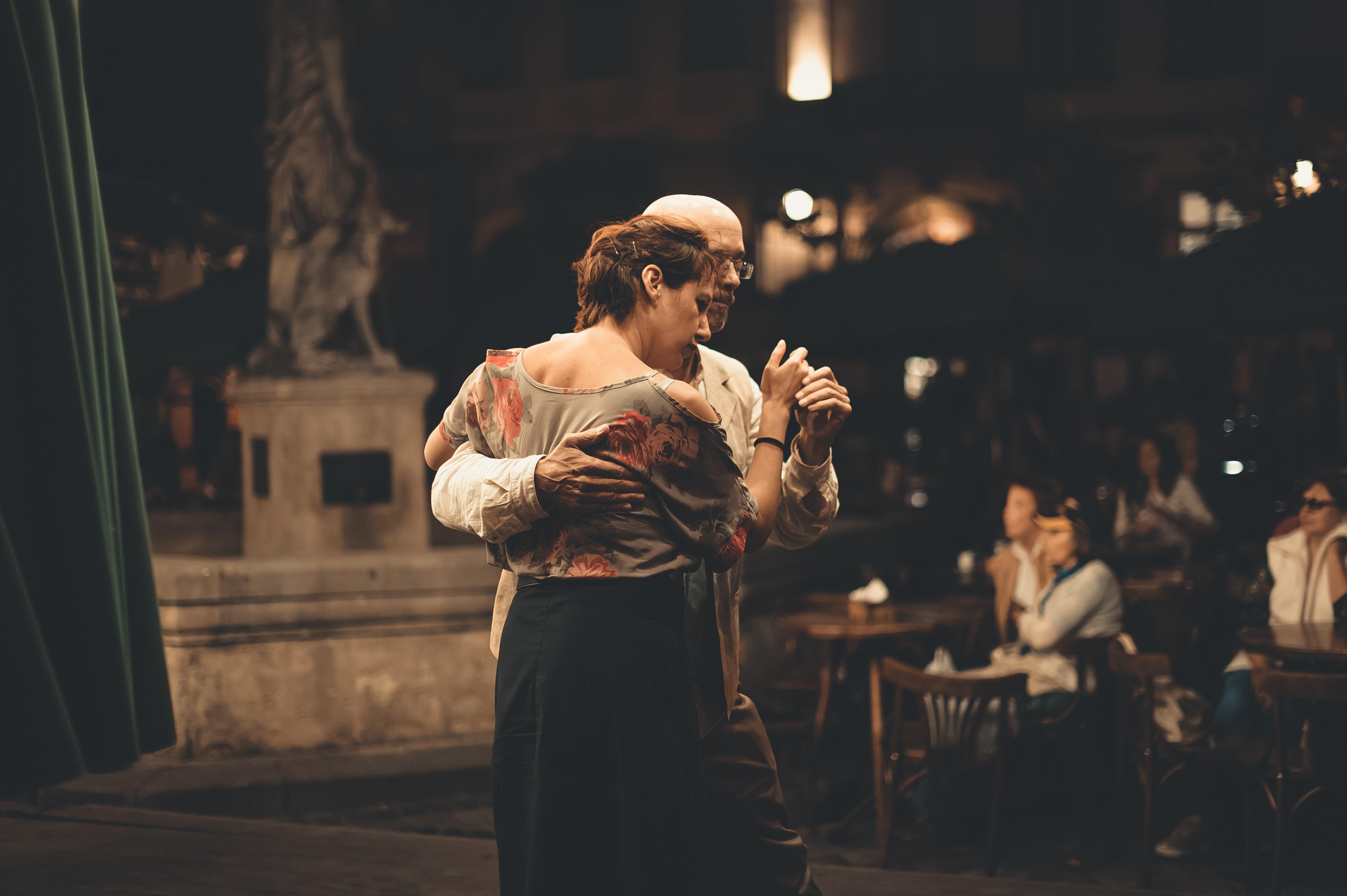 Le tango comme thérapie