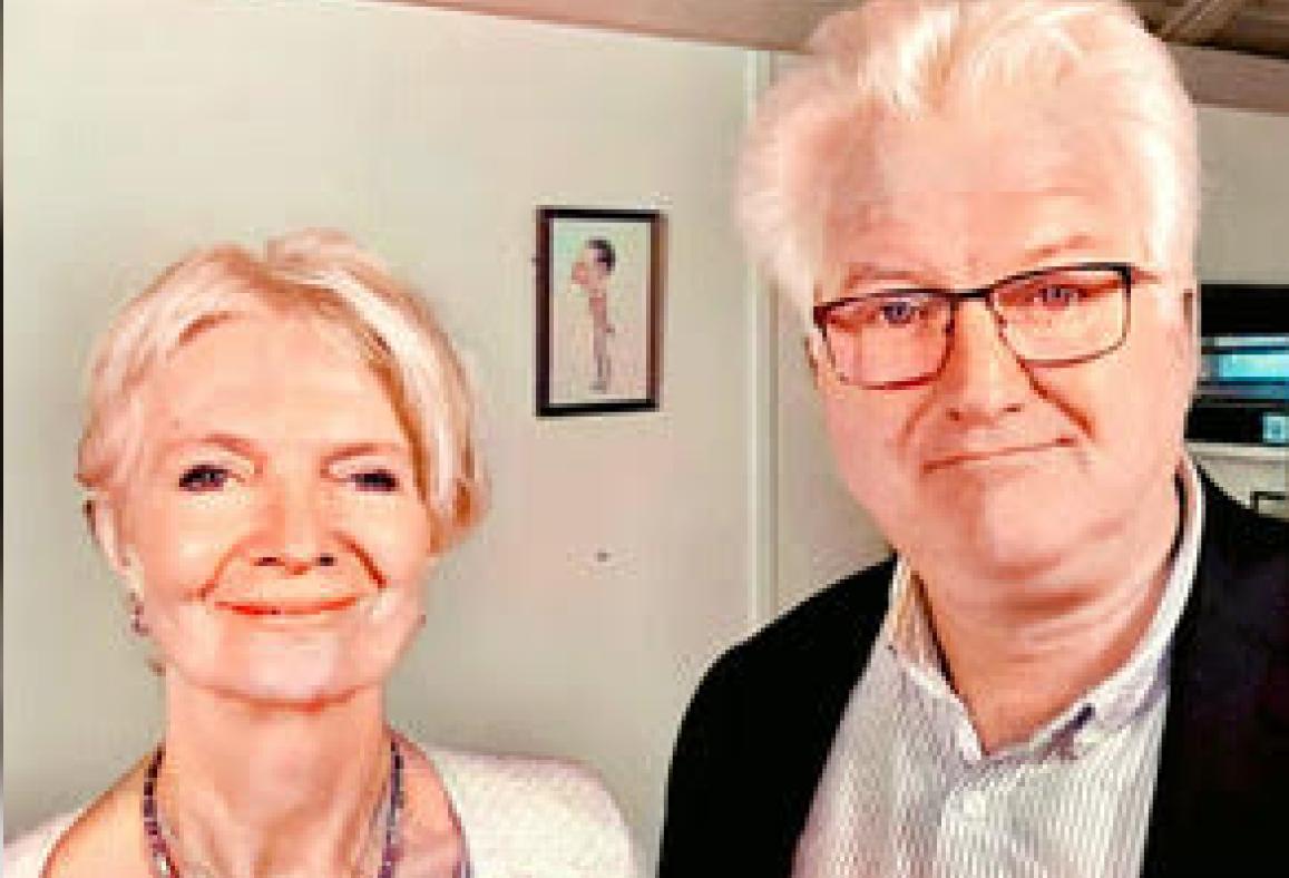 Sarah Jane McKechnie and David Pullan