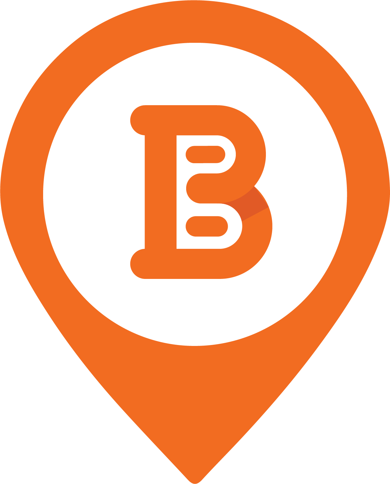 Bleeper bike location icon