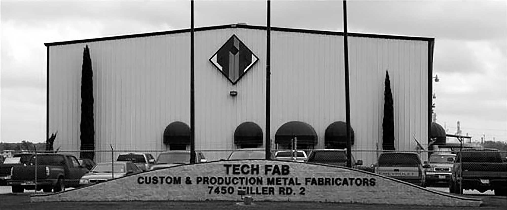 Tech Fab Building