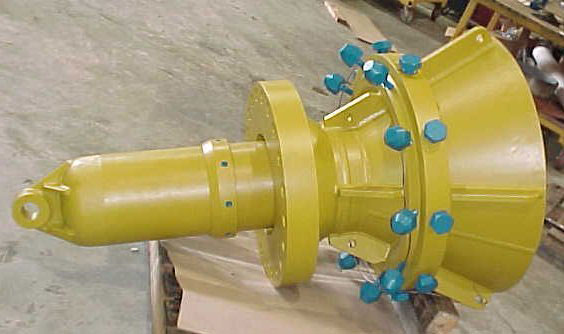 Subsea Bellmouth Stab Unit