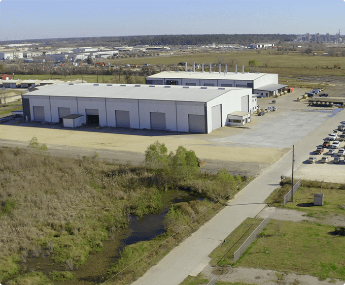 Tech Fab Industrial Specialty Fabrication Building 2