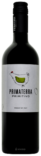 Primitivo is the first red grape picked in Italy. Even by the standards in Puglia, Pimaterra has their growers pick early in the morning and just when the grapes are ready. Over-ripe Primitivo can be harsh. The results at Primaterra are a fresh, juicy, jammy wine with low alcohol. It shows flavors of dark spiced cherry with an easy finish.