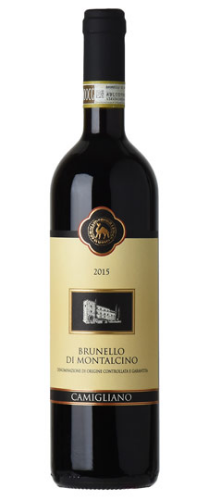 A dense and solid Brunello with wet earth, tea, tobacco, and plum character. Full body, beautiful fruit, and a fine, silky-textured finish. 94 pts James Suckling
