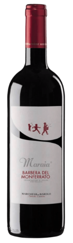 Aromas of raspberries and cherries, dry mouthfeel, full-bodied and balanced tannins.