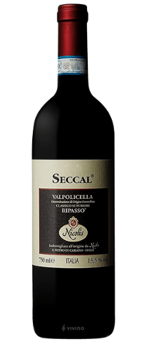 Delicious and well-balanced Ripasso that combines the freshness of Valpolicella with the structure of Amarone. It has lingering aromas of blackberry, licorice, and graphite, with a whiff of moist earth, The palate delivers plum, prune, carob and nutmeg flavors along with polished tannins and fresh acidity