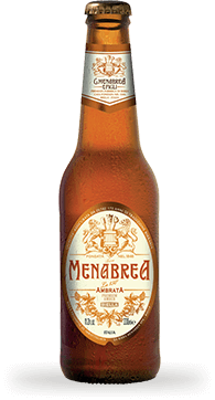 A 5.0% ABV Amber Beer, full-bodied and well rounded, with a moderately bitter flavor. Amber in color with bronze overtones, this lager is another example of the brewery's exceptional capabilities | 20 EBU