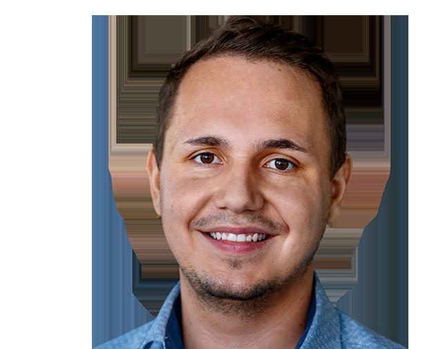 Employee: Marius Hetterich