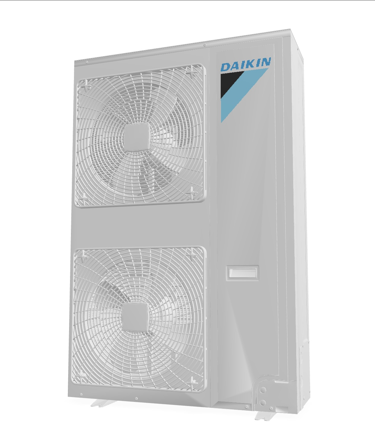 A reverse cycle air conditioner is a system that allows both heating and cooling to be carried by means of a reversing valve device.
