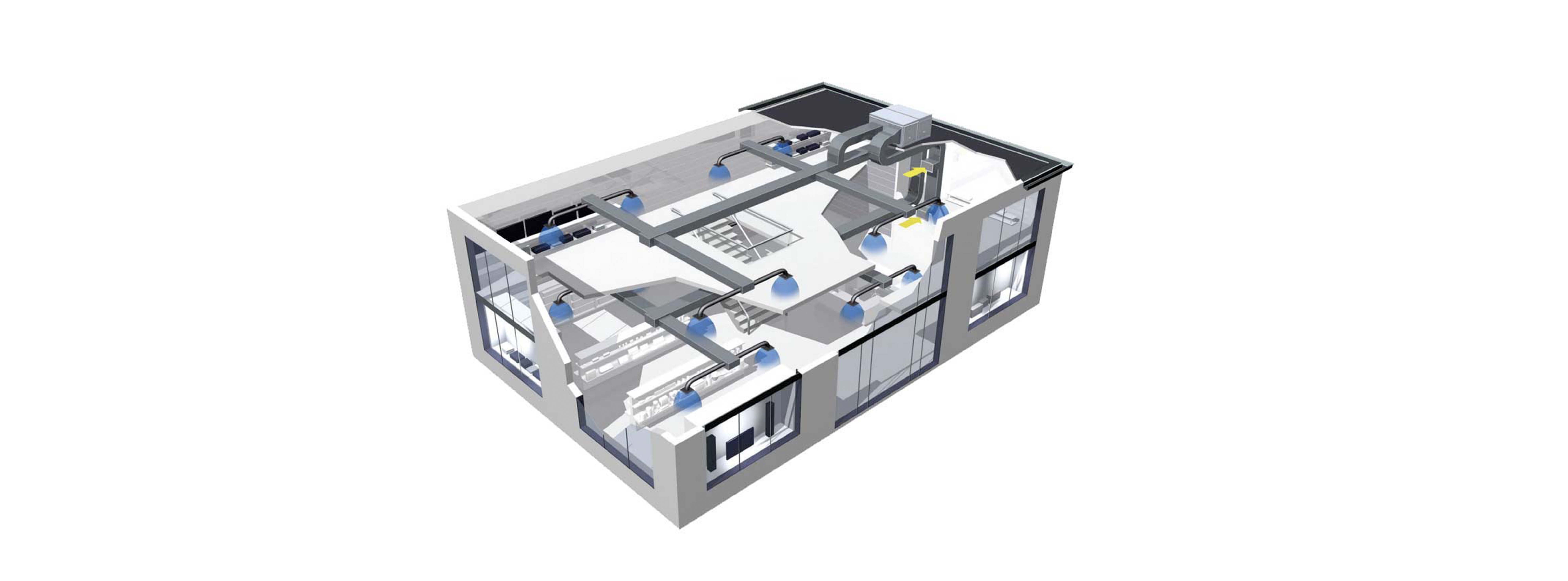 Rooftop Package Units