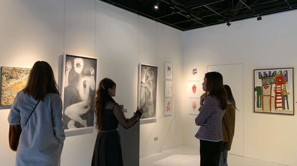 Art Talk at Rodin Art Space Gallery: An Introduction to the Aesthetics of Berlin Artists