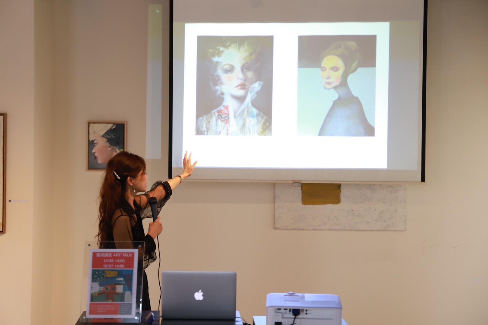 Art Talk at Rodin Art Space Gallery: An Introduction to the Aesthetics of Berlin Artists Copy 4