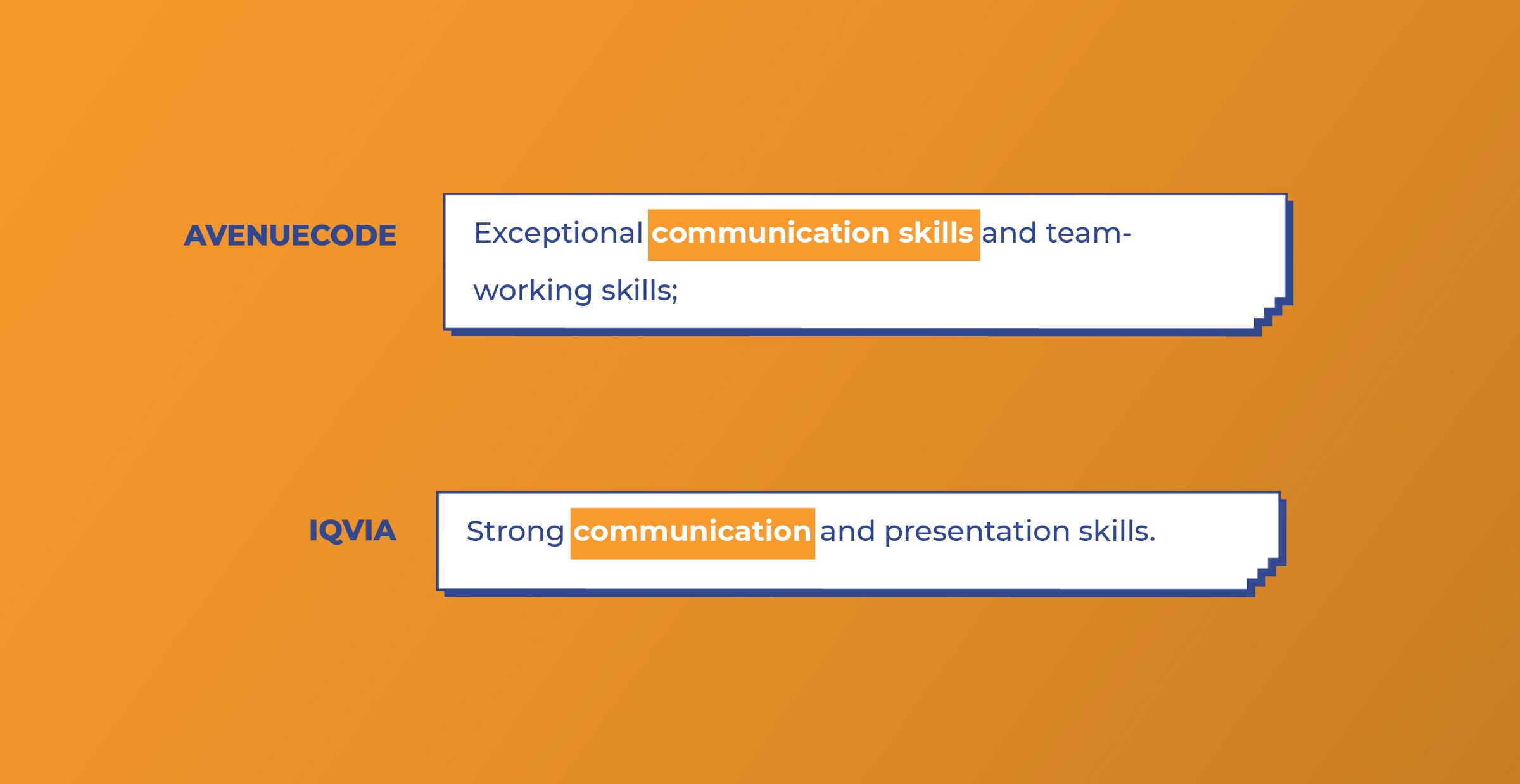 Avenuecode and IQVIA look for Communication skills from UI designers