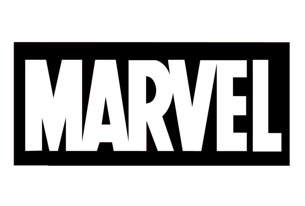 marvel black logo