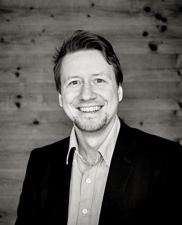 Nikolaj Zander, General Manager XPINION GmbH