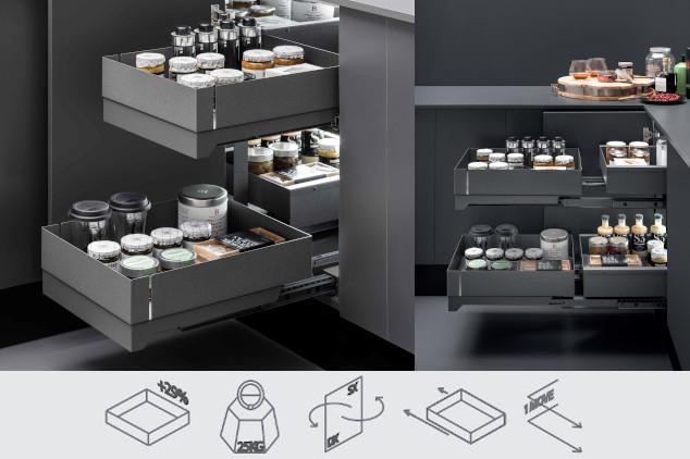 linea modular cocina inko