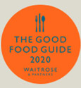 The Inn at Welland - The Good Food Guide 2020 Logo