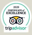 The Inn at Welland - Trip advisor Excellence Logo