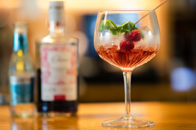 The Inn at Welland - Gin - Drink image