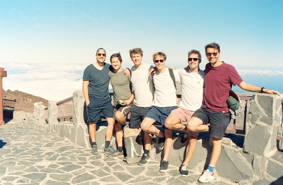 Marker.io team founders retreat