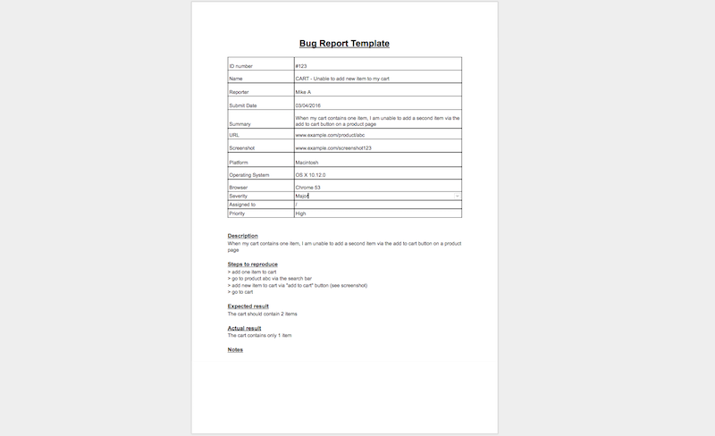 word-file-doc-bug-report-template