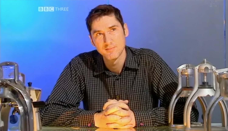 ROK creator Patrick in BBC show