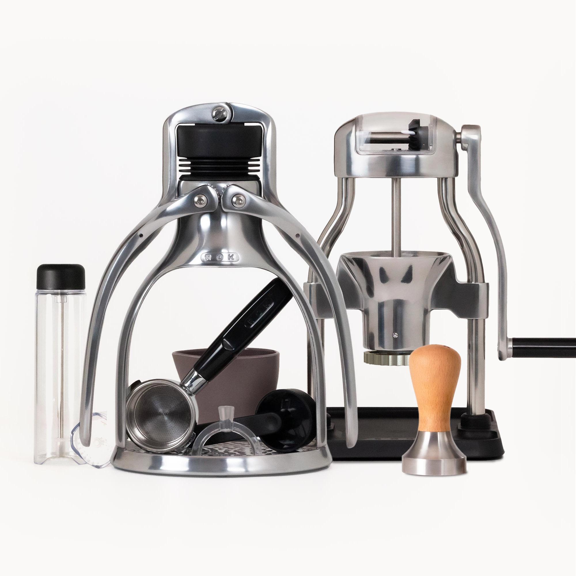 Espresso & Grinder Bundle