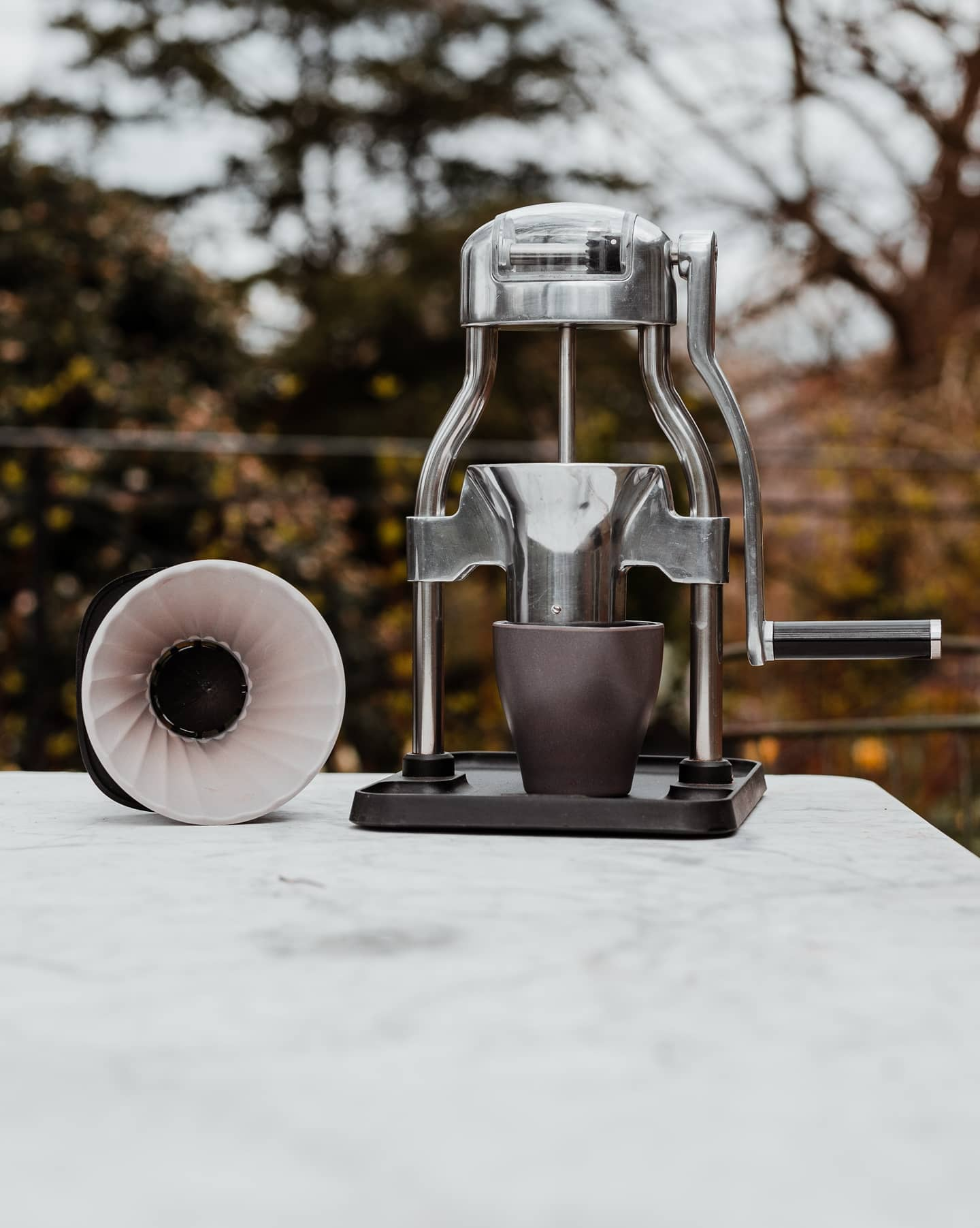 Find that perfect calibration between your Grinder and W1 Pour-Over to get the ideal tasting coffee.   Pick up a W1 with any grinder purchase for a discounted price on checkout!