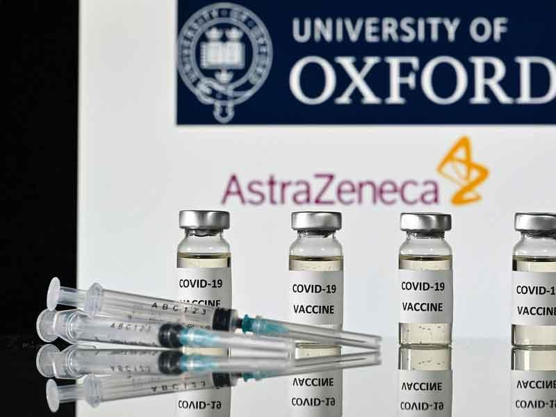 image of AstraZeneca vaccine