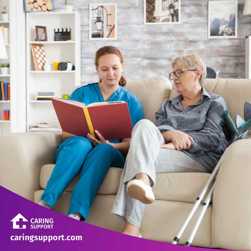 personal support worker