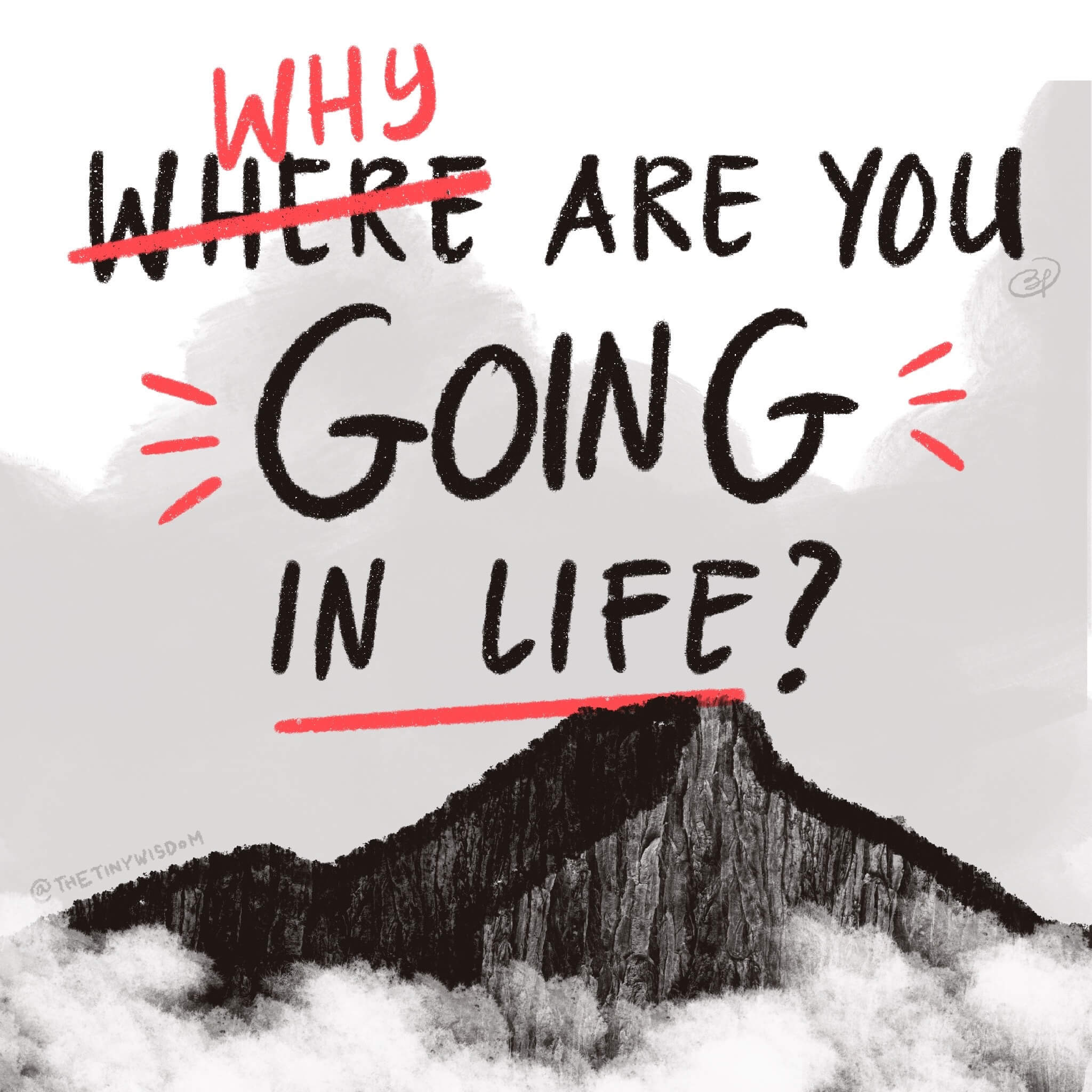 Why Are You Going in Life?