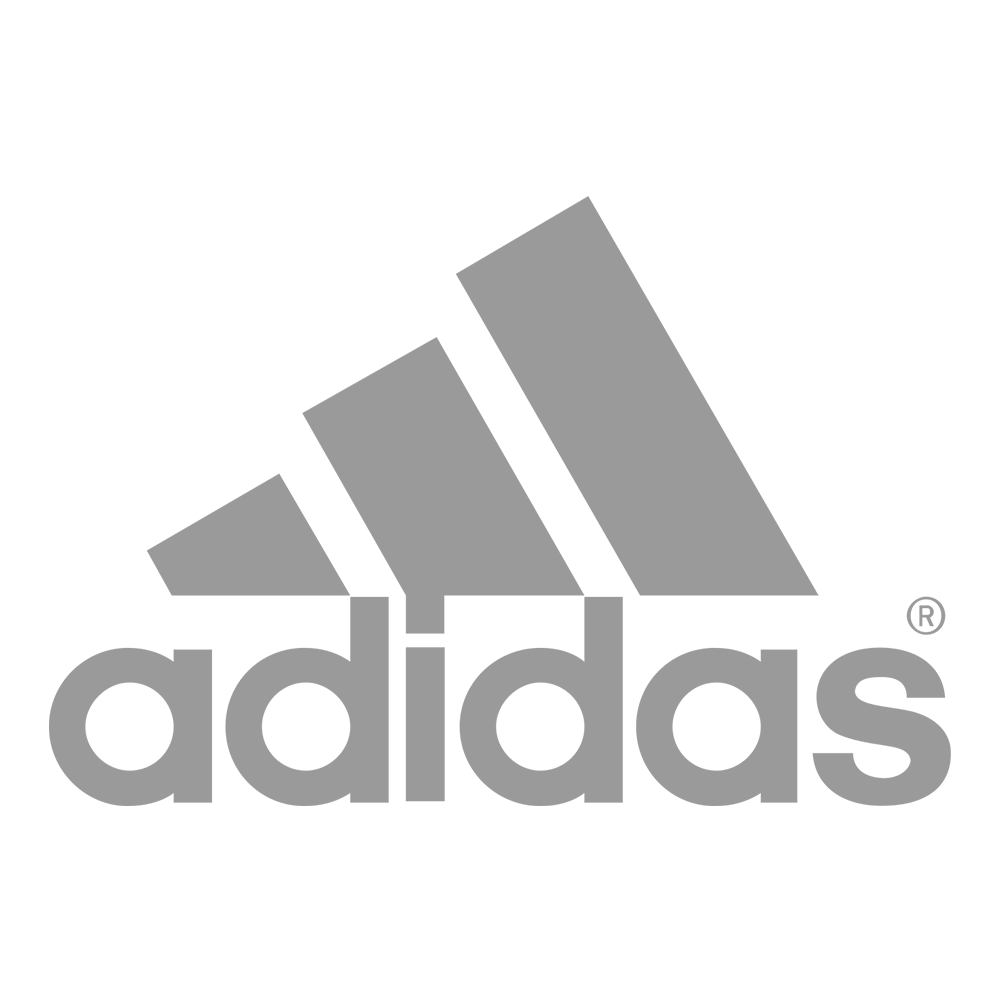 Logo for the brand adidas