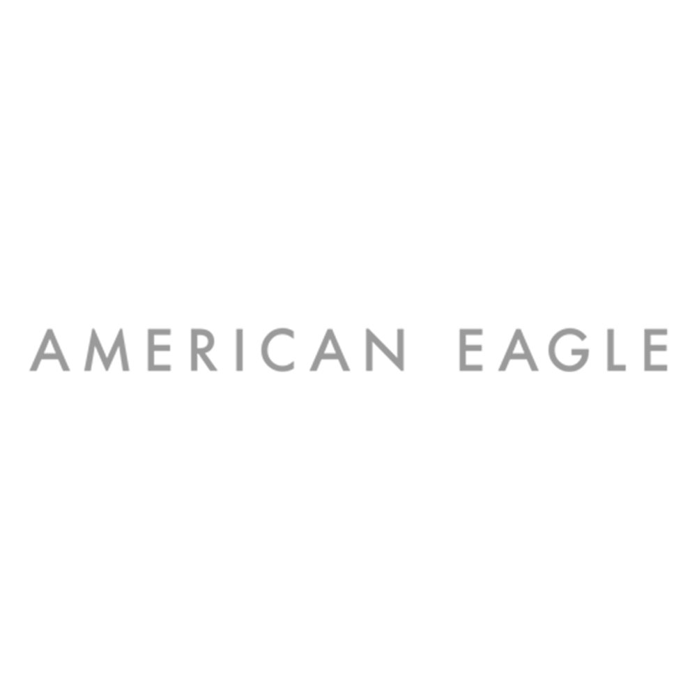 logo for the brand American Eagle