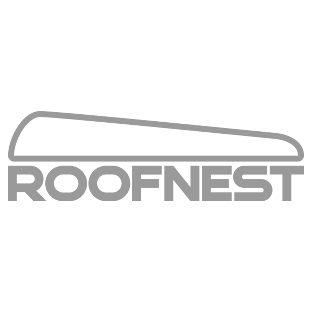 Logo for the brand Roofnest