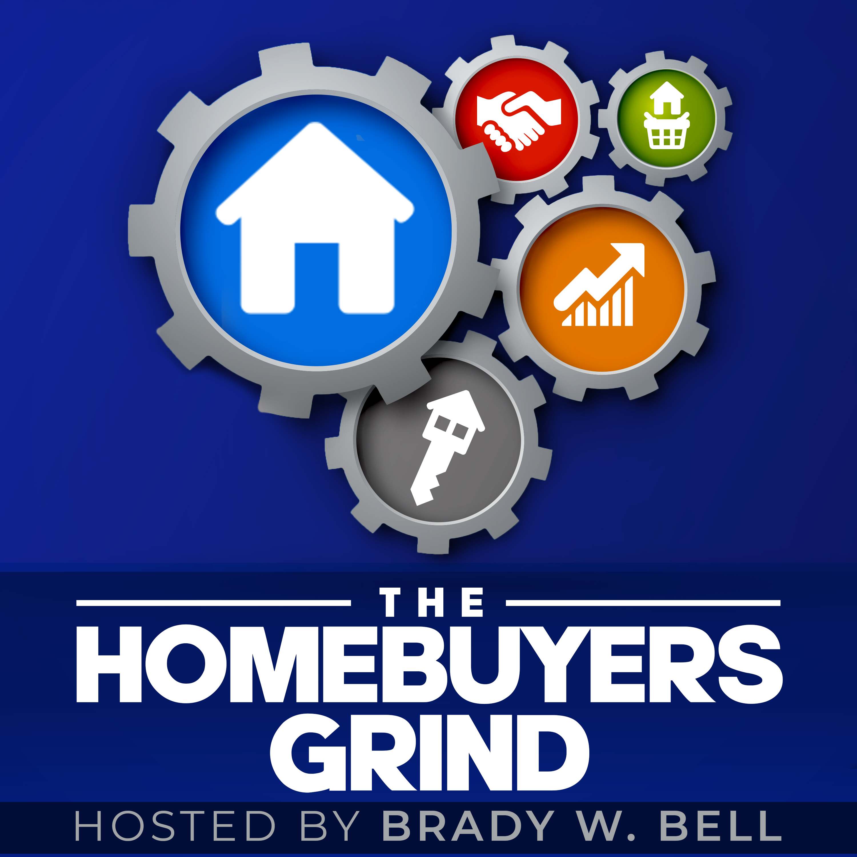 The homebuyers grind podcast cover art