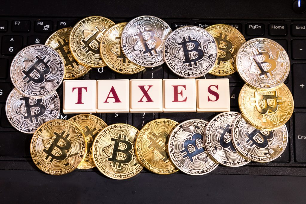 Crypto Taxes and Accounting